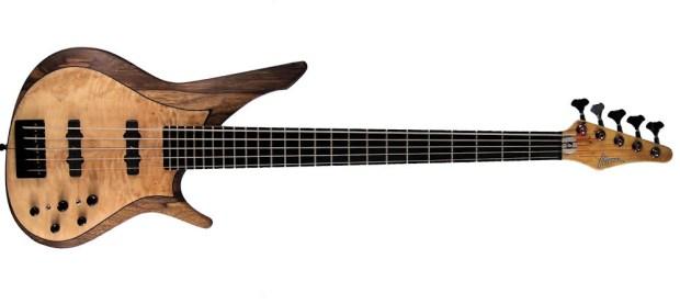 Manne Guitars Kayenta 5-string bass