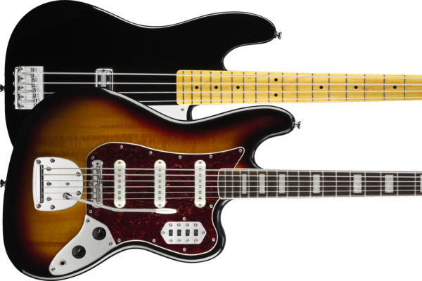 Squier Adds Cabronita Precision and Bass VI Models to Vintage Modified Line