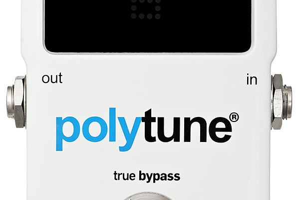 TC Electronic Announces Polytune 2
