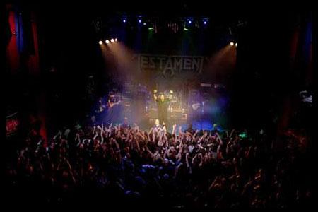 Testament: Souls Of Black, Live in 2005