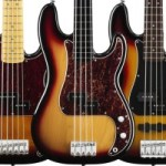 Squier Adds New Precision Bass Models to Vintage Modified Series