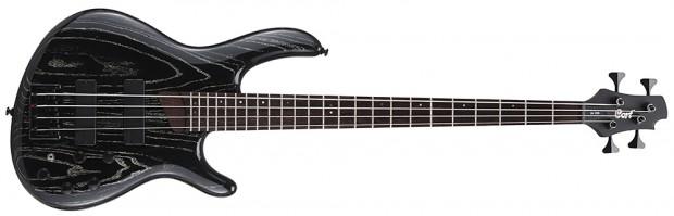 Cort Artisan B4 20th 4-string Bass - black