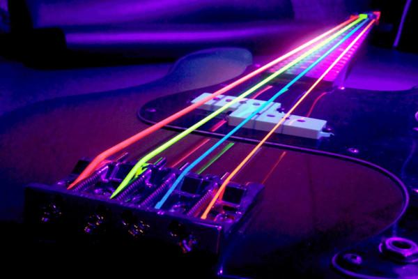 DR Strings Introduces K3 NEON Hi-Def Multi-Color Bass String Sets