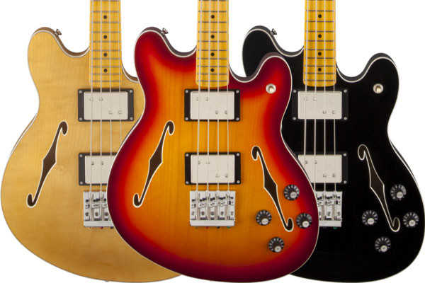Fender Puts Starcaster Bass Into Production After Nearly 40 Years