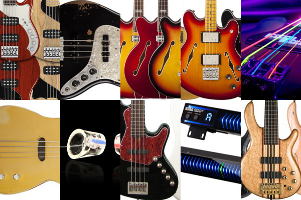 Bass Gear Roundup: The Top Gear Stories in September