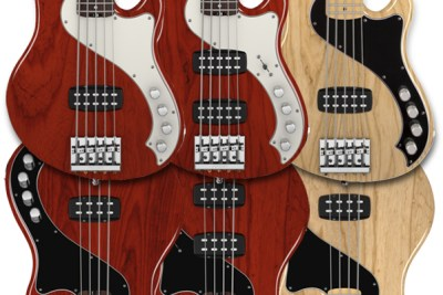 Fender Deluxe and American Deluxe Dimension Bass Models