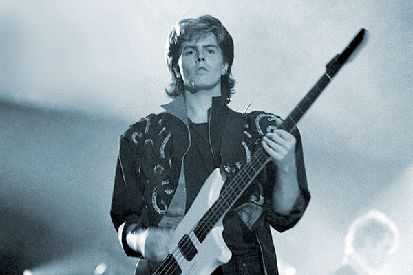 "Duran Duran's ""Hungry Like the Wolf"": John Taylor's Isolated Bass Line"