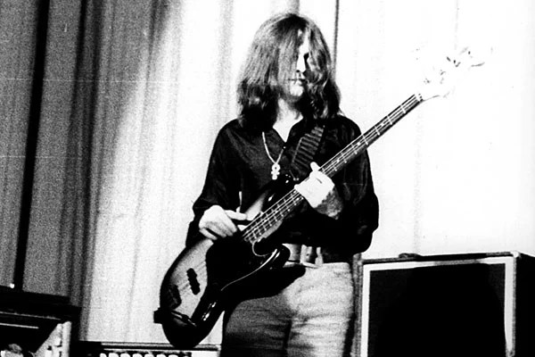 """""""Immigrant Song"""": John Paul Jones' Isolated Bass (and Drums)"""