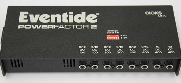 Eventide Introduces PowerFactor 2