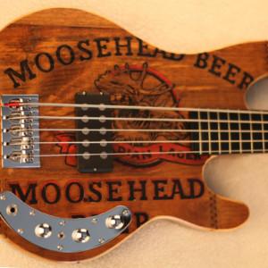 Bass of the Week: Grove Guitars FHP Bull Moose 5