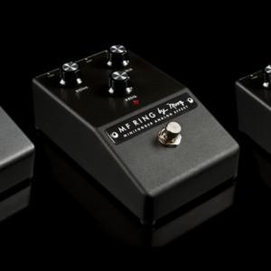 Moog Introduces Five New Minifooger Effects Pedals