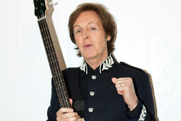 2013 Reader Favorite Bassists – #7: Paul McCartney