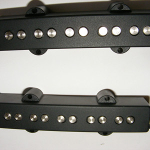 Reed James Custom Pickups Introduces RJ NEO Vintage Vibe Jazz Bass Pickups