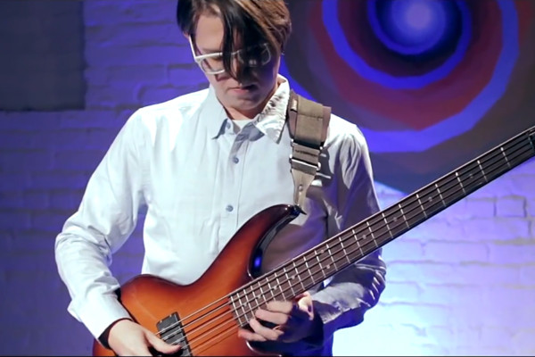 Evan Marien: Aeon (Solo Bass with Pedals and Laptop)