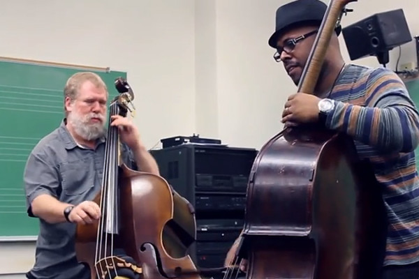 "Lynn Seaton and Christian McBride: ""Blues in the Closet"""