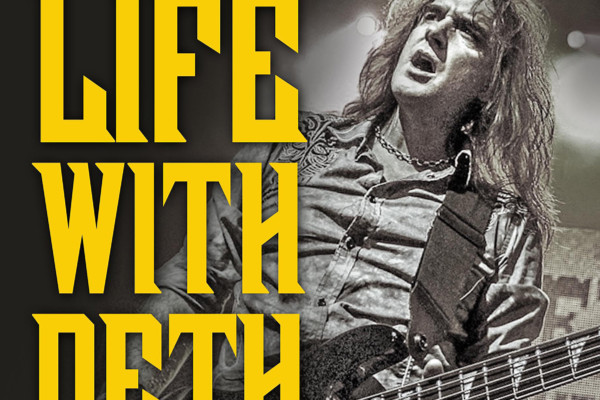 "David Ellefson's Autobiography is Here: ""My Life with Deth"""