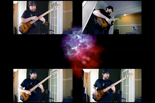 """Jim Bennett: All Bass Daft Punk """"Voyager"""" Cover"""