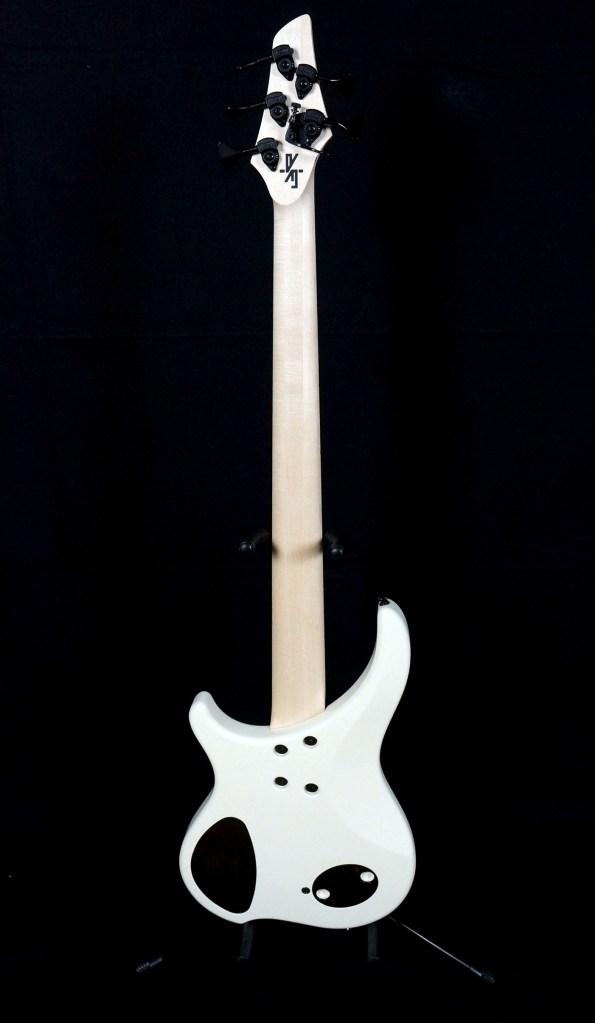 Dingwall Guitars Alberto Rigoni AR5 Bass back