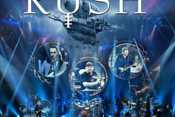 "Rush Releases ""Clockwork Angels Tour"""