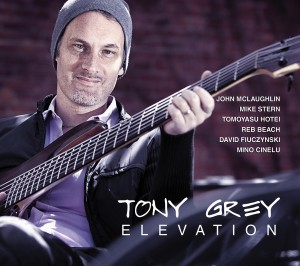 Tony Grey: Elevation
