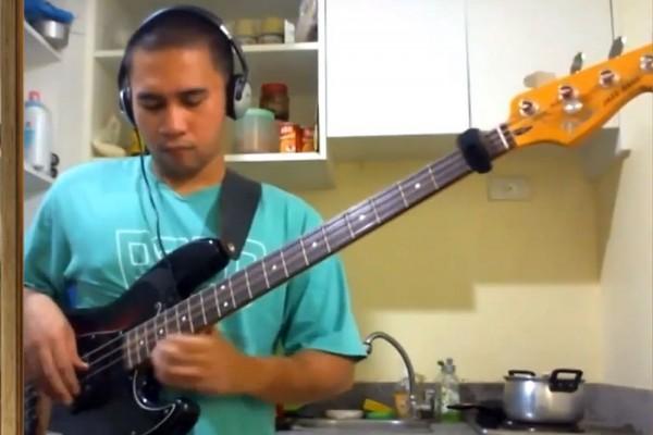 "Jim Joel Santos: ""Human Nature"" All-Bass Arrangement"
