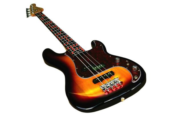 Fretlight Introduces FB-525 Bass