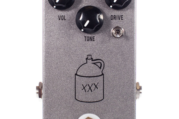 JHS Pedals Announces Moonshine Overdrive Pedal