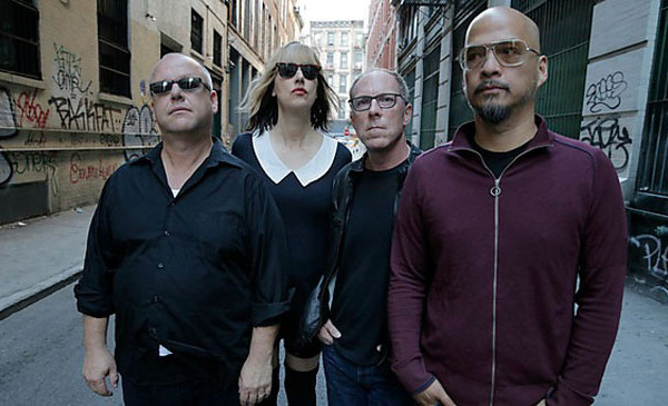 Kim Shattuck Leaves The Pixies
