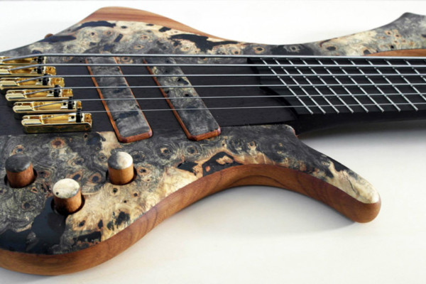 Bass of the Week: Prometeus Guitars Ahab