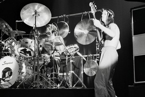 Peter Erskine on Jaco Pastorius' Stage Antics