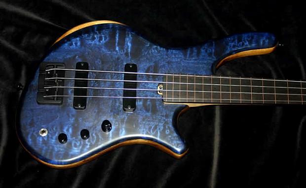 AC Guitars' Über Graft Spec Bass body