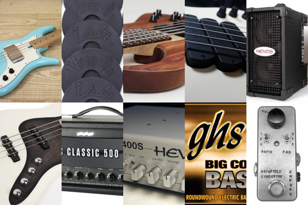 Bass Gear Roundup: The Top Gear Stories in November