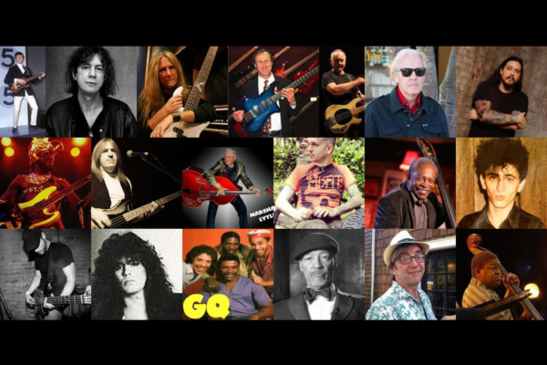In Memoriam: Remembering the Bassists We Lost in 2013