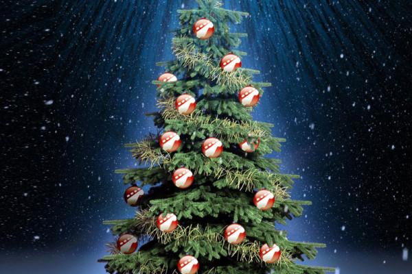 Happy Holidays from No Treble