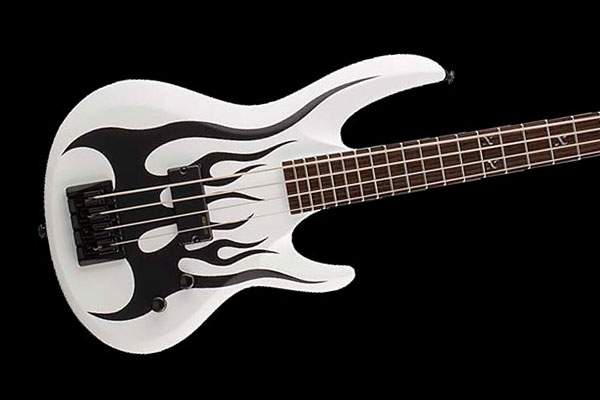 ESP LTD Introduces Signature Series Fred Leclercq FL-204 Bass Guitar