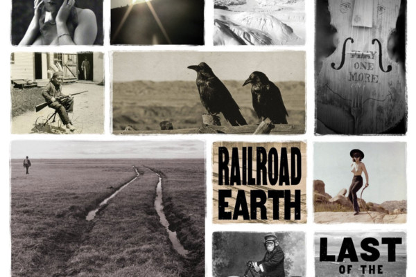 "Railroad Earth Releases ""Last of the Outlaws"""