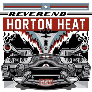 Reverend Horton Heat: REV