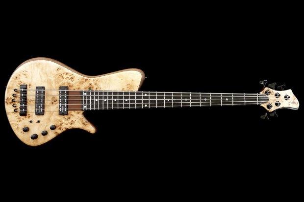 Franz Bassguitars Sirius Bass
