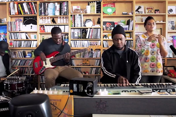 Robert Glasper Experiment: NPR Tiny Desk Concert