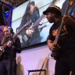 Victor Wooten and Steve Bailey: NAMM Jam 2014