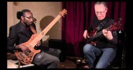 Errick Lewis and Michael Manring Jam