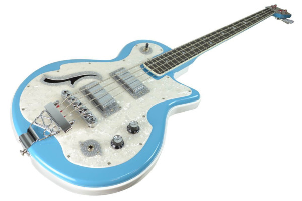 Bass of the Week: DiPinto Guitars Belvedere Deluxe Bass