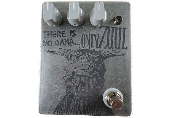 Fuzzrocious Pedals Introduces There Is No Dana… Only ZUUL Pedal