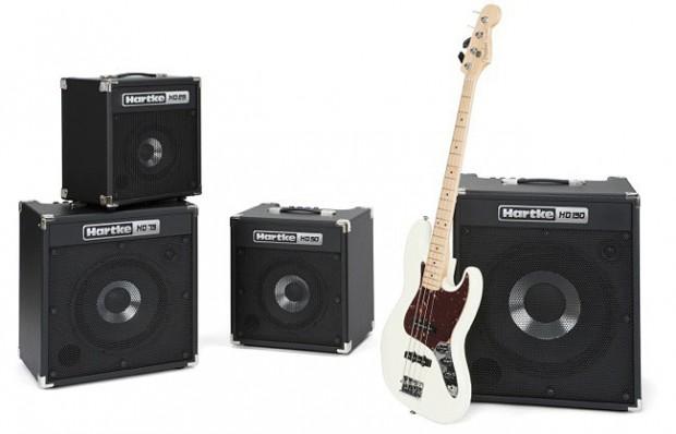 Hartke HD Bass Combo Series