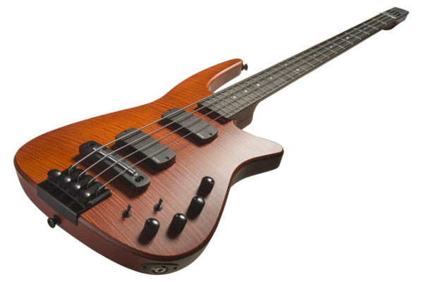 NS Design Adds CR4 to Radius Bass Guitar Lineup