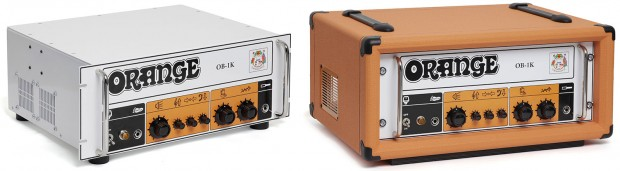 Orange OB-1K Bass Amplifiers