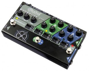 Radial Engineering Bassbone OD Pedal
