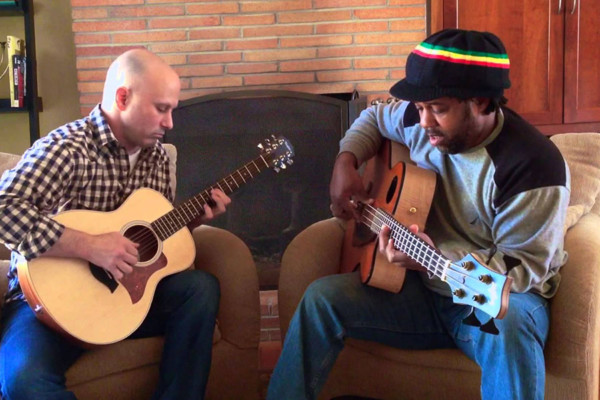 Eric Silver and Victor Wooten: Living In the Country