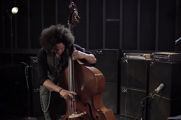 Carlitos Del Puerto: Upright Bass Solo