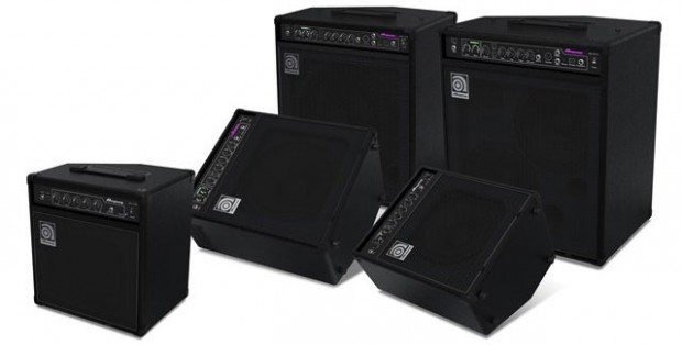 Ampeg Revamped BA Series Bass Combo Amps